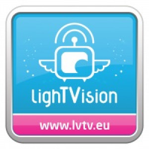 Internet TV on-line lighTVision LVTV