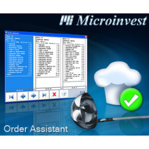 Microinvest Order Assistant