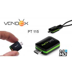 MyGiga Pad PT115 TV Tuner cyfrowej telewizji naziemnej DVB-T