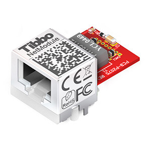 Module Jack/Magnetics | Tibbo RJ203