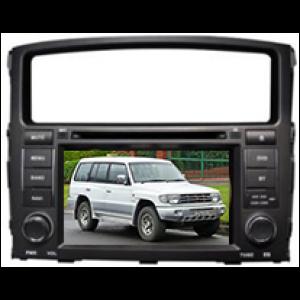 Multimedialny dotykowy system DVD ST-6040C do samochodow Mitsubishi Pajero V97/V93(2006-2011)