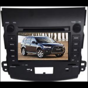 Multimedialny dotykowy system DVD ST-6062C do samochodow Mitsubishi Outlander 2006-2011