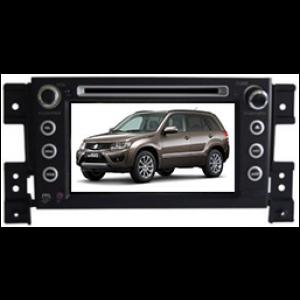 Multimedialny dotykowy system DVD ST-6063C do samochodow Suzuki Grand Vitara