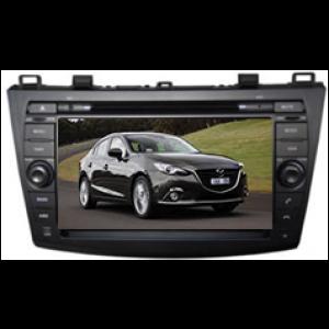 Multimedialny dotykowy system DVD ST-6418C do samochodow Mazda 3 2010/2011