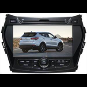 Multimedialny dotykowy system DVD ST-6422C do samochodow Hyundai IX45/New Santa fe 2013