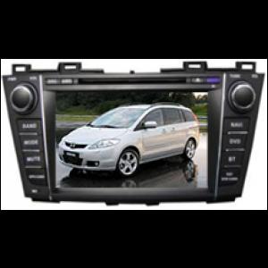 Multimedialny dotykowy system DVD ST-6426C do samochodow Mazda 5 2012