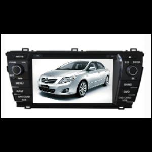 Multimedialny dotykowy system DVD ST-7072C do samochodow Toyota Corolla 2014