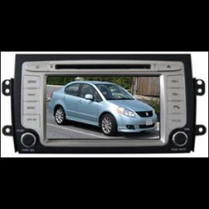 Multimedialny dotykowy system DVD ST-7123C do samochodow Suzuki SX4 (2006-2011)