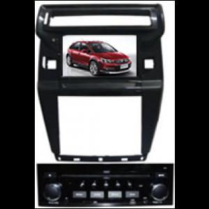 Multimedialny dotykowy system DVD ST-7219C do samochodow Citroen e-quatre