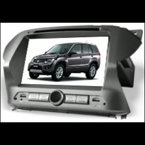 Multimedialny dotykowy system DVD ST-7543C do samochodow Suzuki Alto