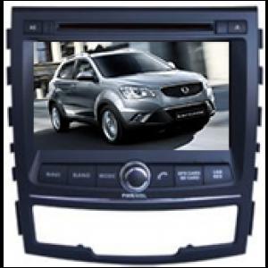 Multimedialny dotykowy system DVD ST-8060C do samochodow Ssangyong Kolando