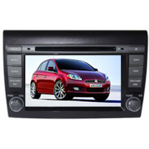 Multimedialny dotykowy system DVD ST-8229C do samochodow FIAT 2007-2011 Bravo