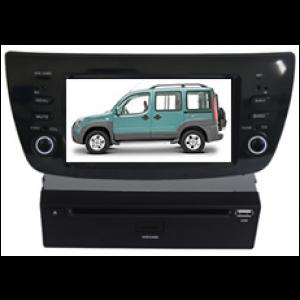 Multimedialny dotykowy system DVD ST-8318C do samochodow Fiat Doblo