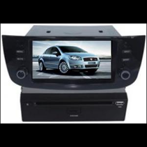 Multimedialny dotykowy system DVD ST-8319C do samochodow Fiat Linea/punto