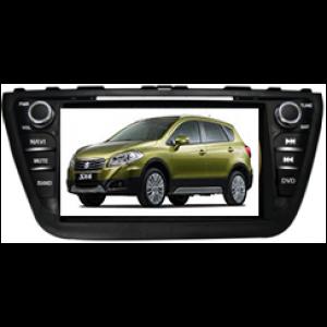 Multimedialny dotykowy system DVD ST-9070 do samochodow 2014 Suzuki SX4