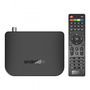 Android TV Box M8S PLUS T2/T 7.1 Amlogic S905D Mali-450 4K 3D 1Gb/8Gb